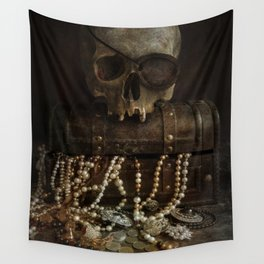 The Lost Treasure Wall Tapestry