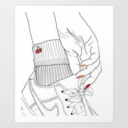 air max Art Print