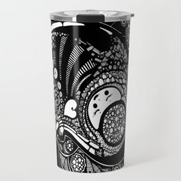 Creatures Travel Mug
