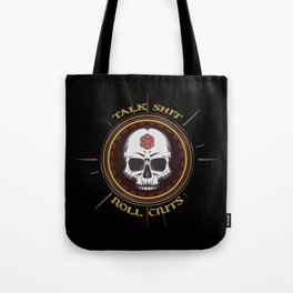 D&D - Roll Crits Tote Bag