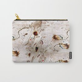 Quirky Patches by Enkhzaya Enkhtuvshin Carry-All Pouch