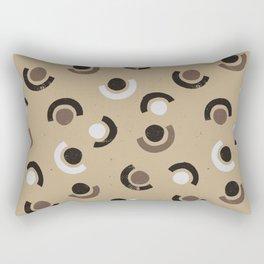Silent nature // pattern - 2 Rectangular Pillow