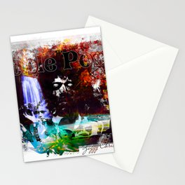 People Power Falls Stationery Cards