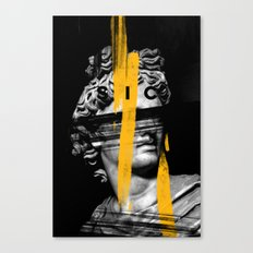 Head Sic Canvas Print