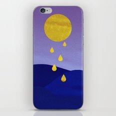 Golden Blood iPhone & iPod Skin