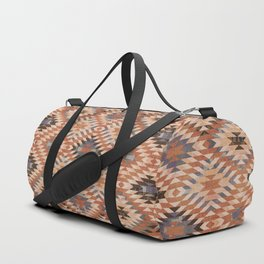 Arizona Southwestern Tribal Print Duffle Bag