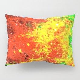 Nebular Fire Pillow Sham