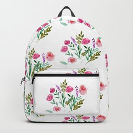Country Bouquet Backpack