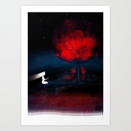 More than star Art Print