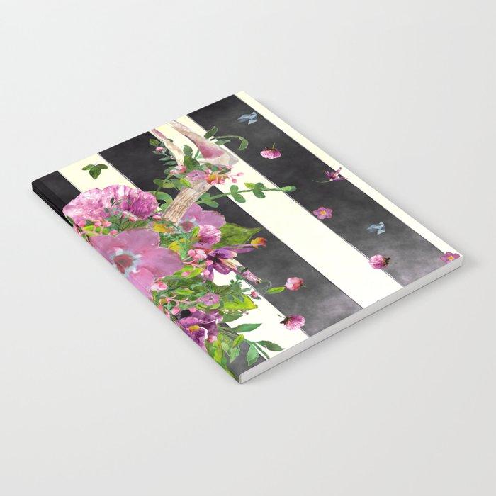 Deer Pattern 03 Notebook