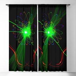 Light show 2 Blackout Curtain
