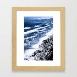 Cape Lookout Netarts Framed Art Print