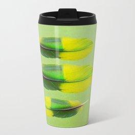 FEATHER FEATURE Travel Mug