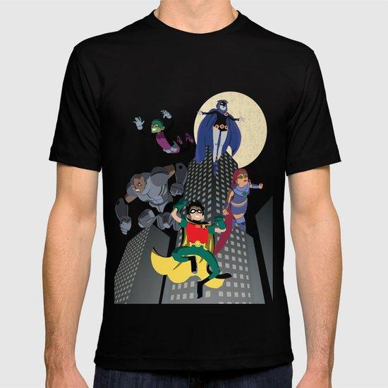 Teen Titans T Shirts 28