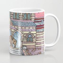 Chapel Hall Gallaudet University Coffee Mug