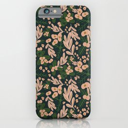 Poppy Pine iPhone Case