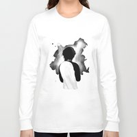 louis tomlinson Long Sleeve T-shirts featuring WWA Louis Tomlinson by crystaltaysm