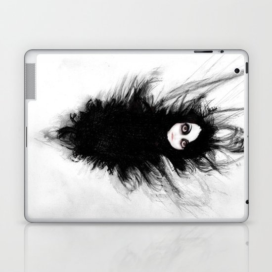 Becoming You. I'm Not Afraid Anymore Laptop & iPad Skin