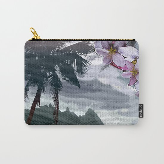 The Storm is Passing Carry-All Pouch