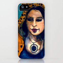 Irmoncinha iPhone Case