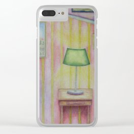 The Study Clear iPhone Case