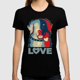 Golden Retriever - Love T-shirt