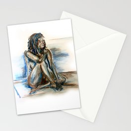 Life Drawing Stationery Cards