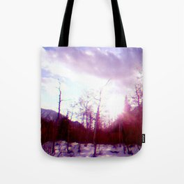Forest Noise Tote Bag