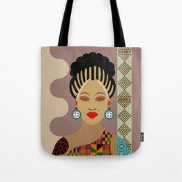 African Queen III Tote Bag