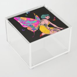 Happiness is a butterfly Acrylic Box