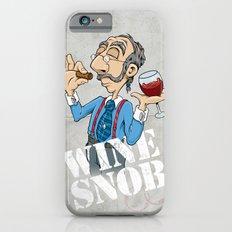 Wine Snob iPhone 6s Slim Case