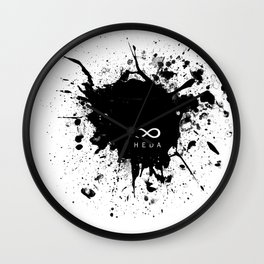 the100 Wall Clock
