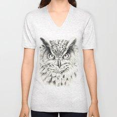 Owl G2011-012 Unisex V-Neck
