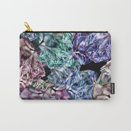 Precious Crystal Growth Carry-All Pouch