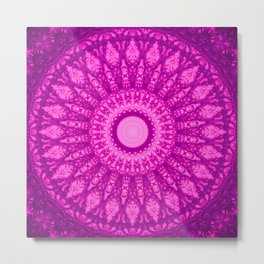 MANDALA NO. 34 #society6 Metal Print