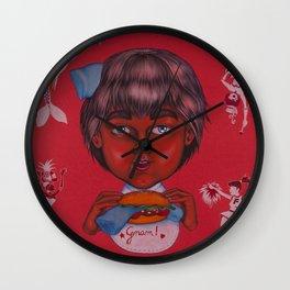 Cicciobello Gnam! Wall Clock