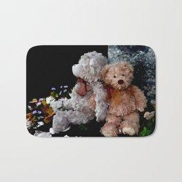 Teddy Bear Buddies Bath Mat