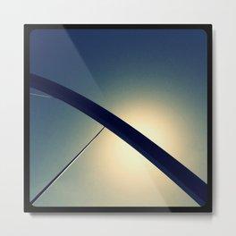 Millenium Bridge III Metal Print