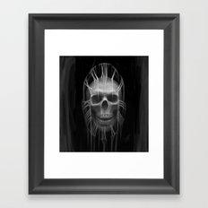 skull9:30 Framed Art Print