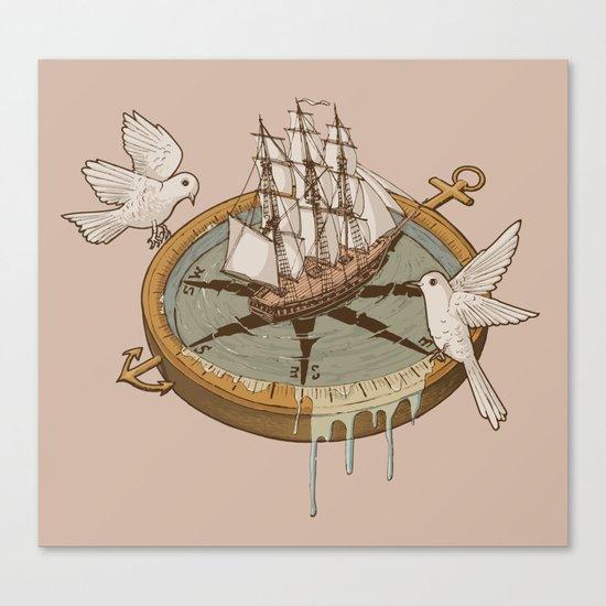 An Odyssey Canvas Print