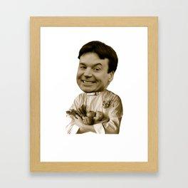 Chef Meyers Framed Art Print