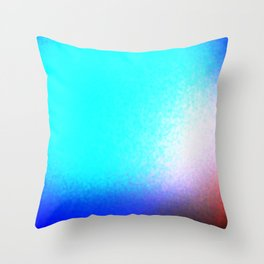 Something in my eyes. Throw Pillow