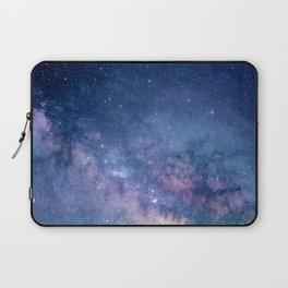 Milky Way Stars (Starry Night Sky) Laptop Sleeve