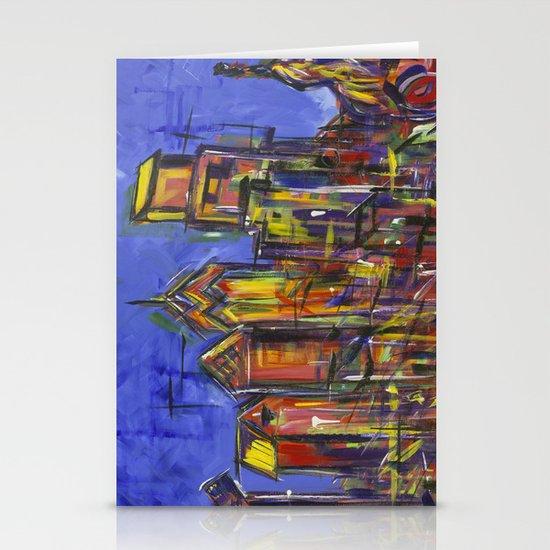 Philly Skyline Stationery Cards