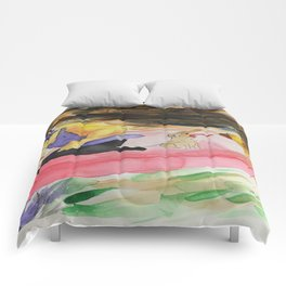 The Pursuit of Speed Comforters