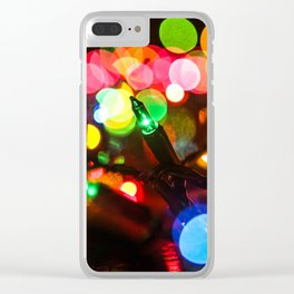Souls Among the Lights II Clear iPhone Case