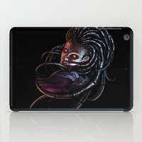 starcraft iPad Cases featuring Queen of Blades by Denda Reloaded