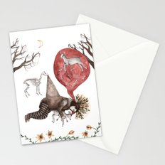 Dead Man Stationery Cards