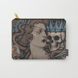 Madame Planchette Carry-All Pouch