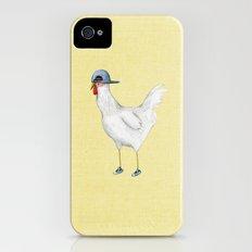 Spring Chicken iPhone (4, 4s) Slim Case